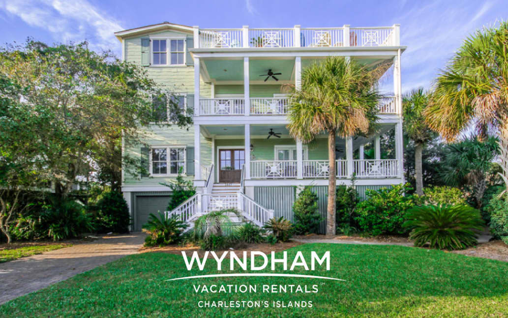 Charleston Vacation Rentals Sullivans Island