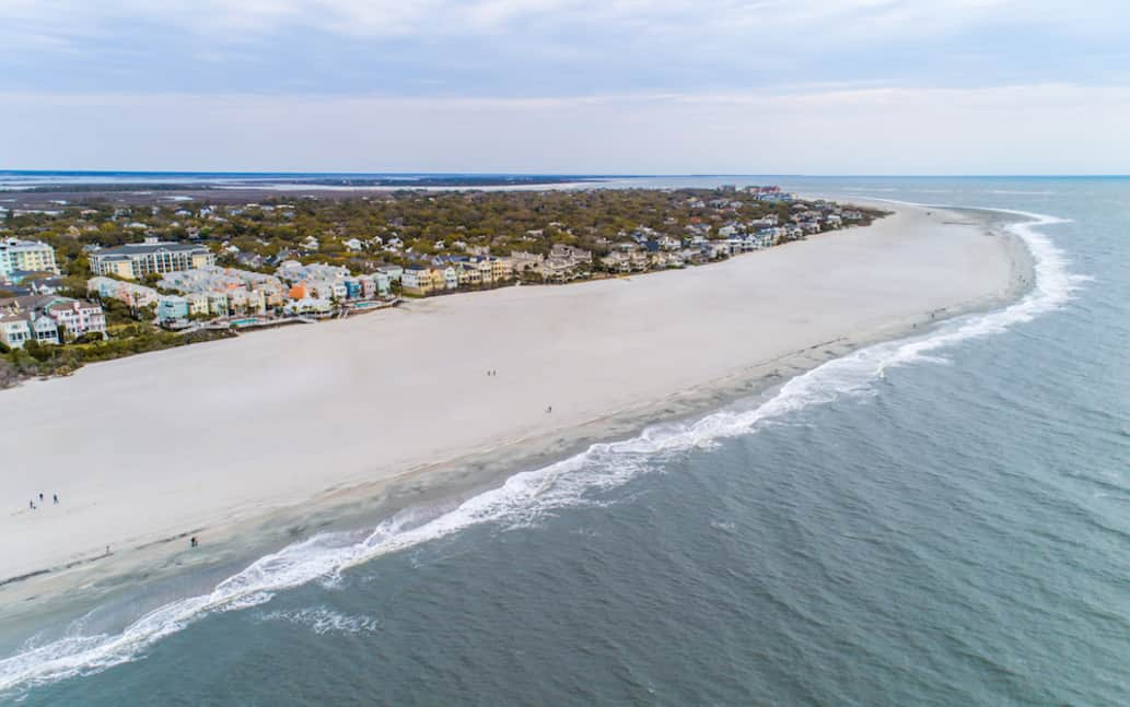 Charleston Beach Hotels | Folly Beach, Isle of Palms, Kiawah Island