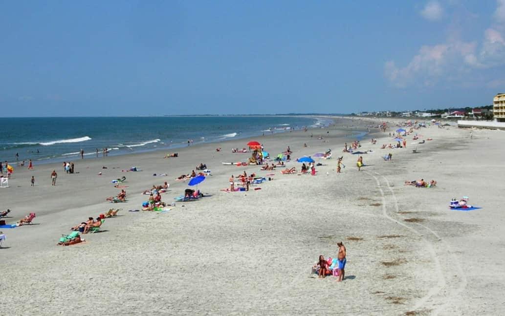 Charleston Beach Vacation Rentals