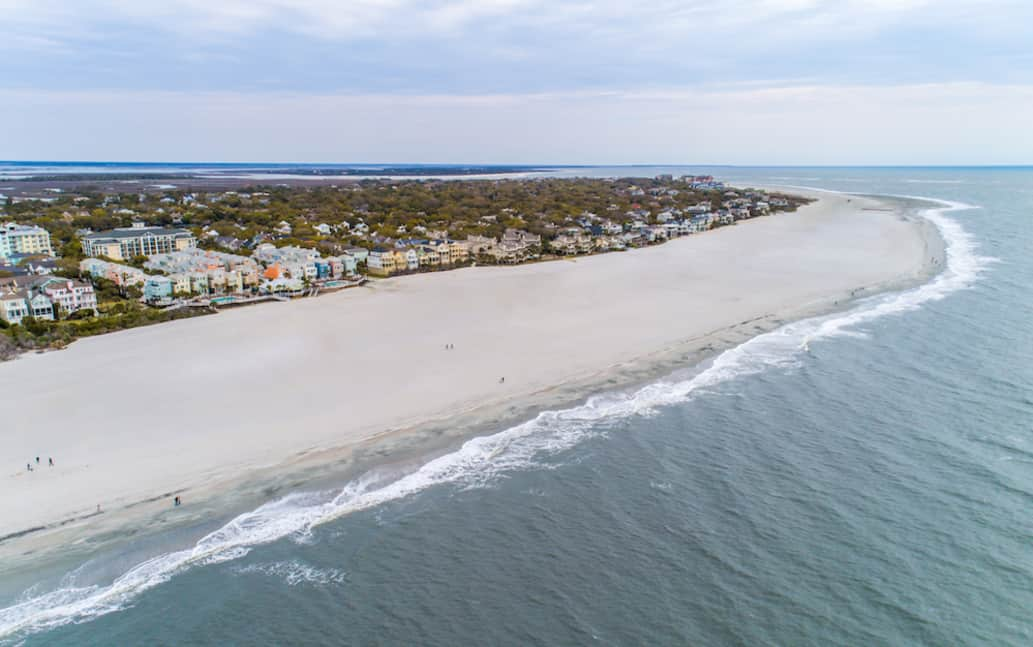 Isle Of Palms Beach Hotels