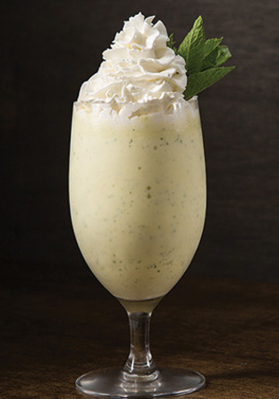Milkshakes at Avenue Club and the Bubble Up Bar