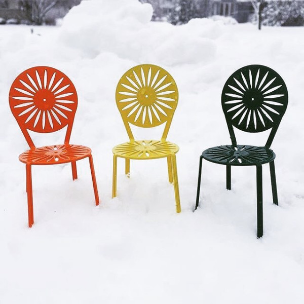 Terrace chairs