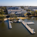 Image of Swain Boating Center at the Citadel
