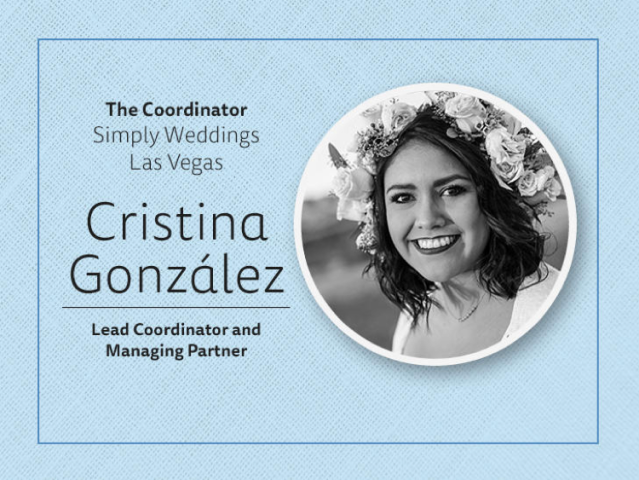 Christina Gonzalez Simply Wedding Coordinator Logo