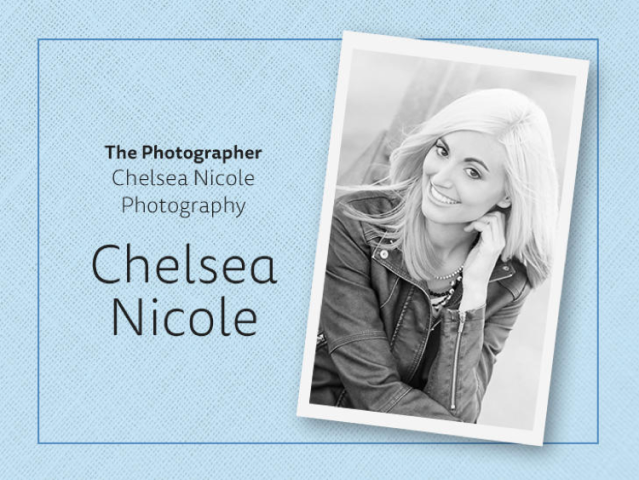 Chelsea Nicole Photography Logo