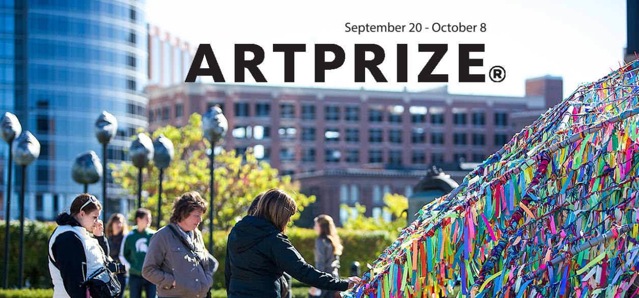 ArtPrize Eight - September 20- October 8