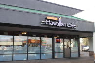 patrick's hawaiin cafe exterior