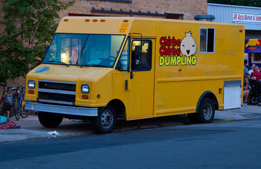 Chinese Food Truck Nc