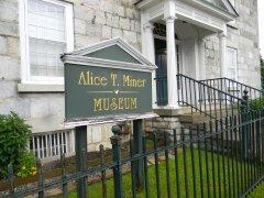 Alice T Miner Museum