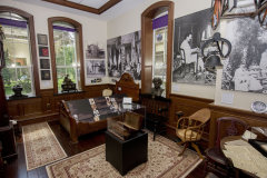 Mark Twain Study & Exhibit