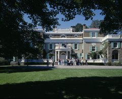 Franklin D. Roosevelt Home National Historic Site