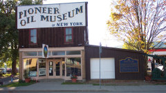 Pioneer Oil Museum of NY