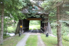 Lower Shavertown Covered Bridge