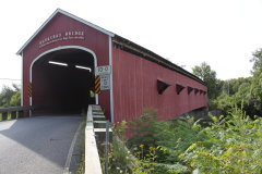 Buskirk Covered Bridge
