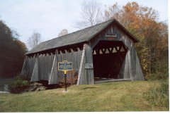 Mill Brook Covered Bridge