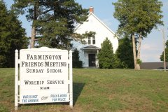 1816 Farmington Quaker Meetinghouse