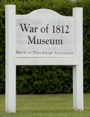 Battle of Plattsburgh War of 1812 Museum