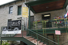 Jell-O Gallery and Historic LeRoy House