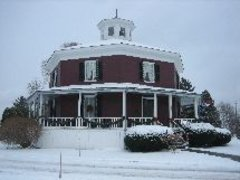 Octagon House of Camillus
