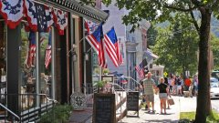 Cold Spring Historic District
