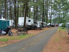 Lake George Battleground State Campground