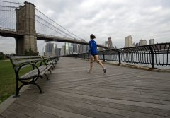 Brooklyn Bridge and Brooklyn Height Promenade