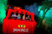 LEGO(R) Ninjago The Ride at LEGOLAND(R) Florida Resort