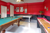 Homes with Private Game Rooms