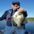 Great fishing on Lake Toho
