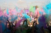 Color Run at OHP