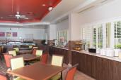 Complimentary Breakfast Area