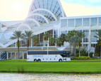 Official Transportation Provider for Orange County Convention Center