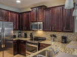 Kitchen- 3 bedroom town home