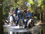Horseback Safari - Bull Creek Crossing