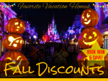 Fall Discounts