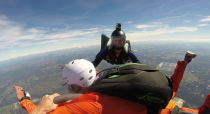 Learn to Skydive with Experienced Instructors