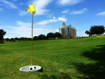 Foot Golf Hole in One