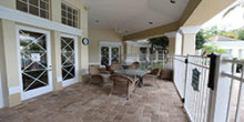 Apex home balcony