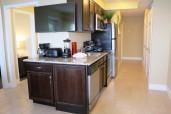 Partial Kitchen – 1 Bedroom