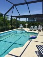 Oversized pool - fully screened - spas - privacy
