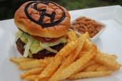 Chomp House Grill Burger