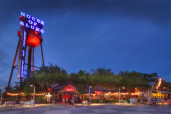 House of Blues is a world-class entertainment, dining and retail complex located at Disney Springs.