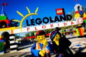 LEGOLAND(R) Florida Resort Entry Archway