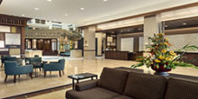 Embassy Suites - Lobby
