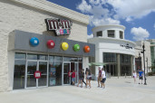 m&m's World at The Florida Mall