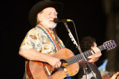 Willie Nelson at OHP