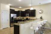 Affordable Luxury - Kitchen