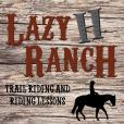 Lazy H logo