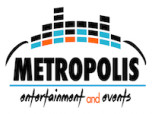 Metropolis Entertainment & Events logo