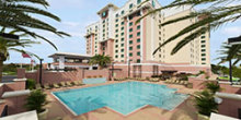 Embassy Suites - Pool and Tower